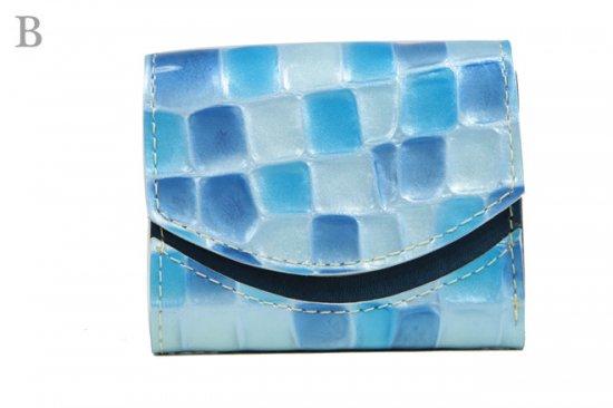 17年12月26日【小さい財布・極小財布・ミニ財布】小さいふ。ペケーニョ 【今日の小さいふ】泉の精 < B >