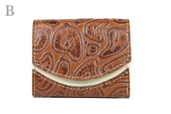 18年1月12日 < B >【小さい財布・極小財布・ミニ財布】小さいふ。ペケーニョ 【今日の小さいふ】ヒストリア