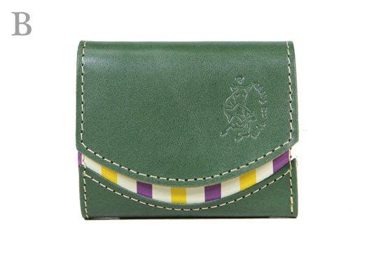 18年1月14日 < B >【小さい財布・極小財布・ミニ財布】小さいふ。ペケーニョ 【今日の小さいふ】スムージー