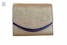 18年3月17日 < B >【小さい財布・極小財布・ミニ財布】小さいふ。ペケーニョ 【今日の小さいふ】月が綺麗ですね