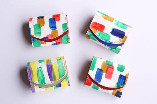 限定4個【小さい財布・極小財布・ミニ...