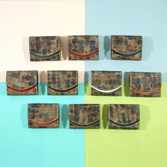 【小さい財布・極小財布・ミニ財布】小さいふ。ペケーニョ 【今日の小さいふ+10WEEKS】石畳