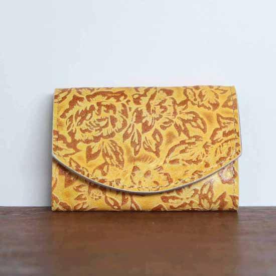 【極小財布・小さい財布】小さいふ。ポキート【世界で一つだけシリーズ】#05