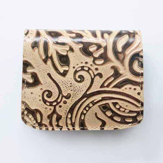 【極小財布・小さい財布】小さいふ。コンチャ【世界で一つだけシリーズ】#01