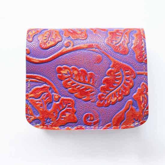 【極小財布・小さい財布】小さいふ。コンチャ【世界で一つだけシリーズ】#13