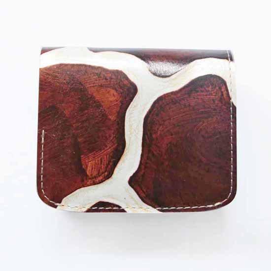 【極小財布・小さい財布】小さいふ。コンチャ【世界で一つだけシリーズ】#17