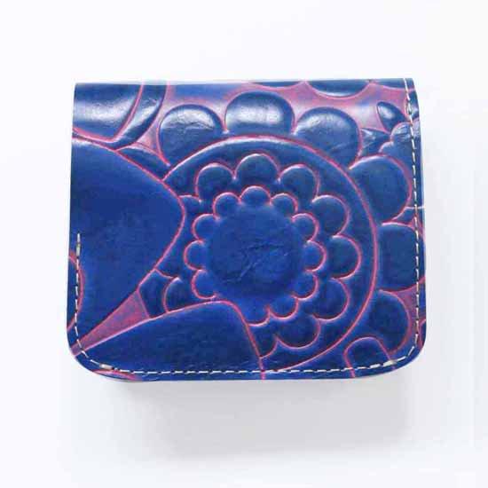 【極小財布・小さい財布】小さいふ。コンチャ【世界で一つだけシリーズ】#41