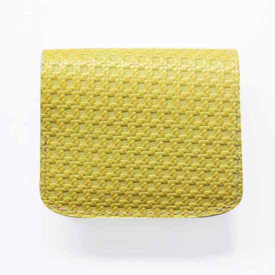 【極小財布・小さい財布】小さいふ。コンチャ【世界で一つだけシリーズ】#45
