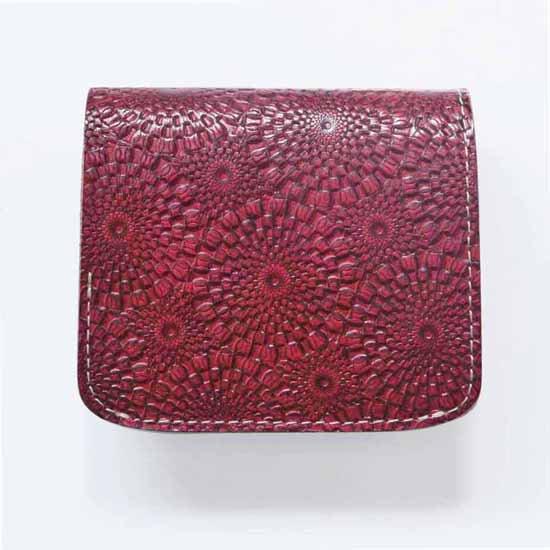 【極小財布・小さい財布】小さいふ。コンチャ【世界で一つだけシリーズ】#46