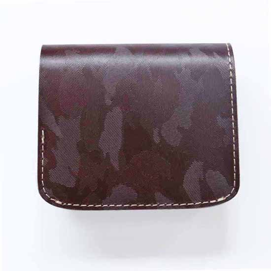 【極小財布・小さい財布】小さいふ。コンチャ【世界で一つだけシリーズ】#49