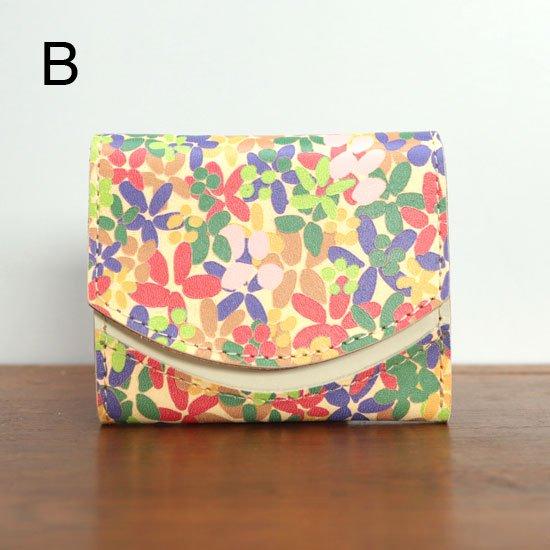 < B >20年4月28日【小さい財布・極小財布・ミニ財布】小さいふ。ペケーニョ 【今日の小さいふ】自分開花