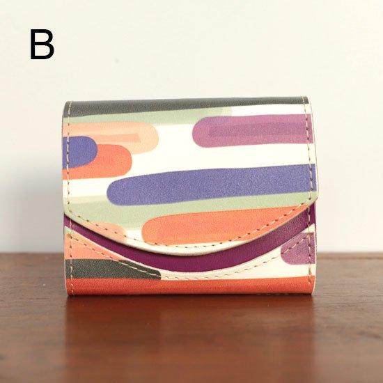 < B >20年5月10日【小さい財布・極小財布・ミニ財布】小さいふ。ペケーニョ 【今日の小さいふ】MAGIC HOUR