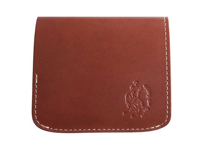 小さいふ。コンチャ Leather exhibition 栃木レザー