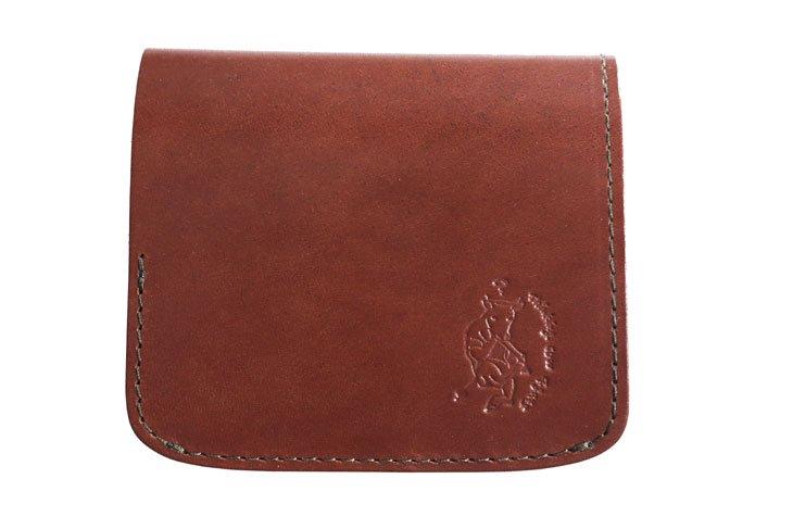 小さい財布 小さいふ。「コンチャ Leather exhibition 姫路レザー」