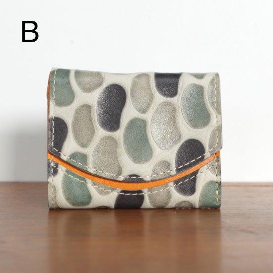 < B >20年6月27日【小さい財布・極小財布・ミニ財布】小さいふ。ペケーニョ 【今日の小さいふ】ピスタチオ