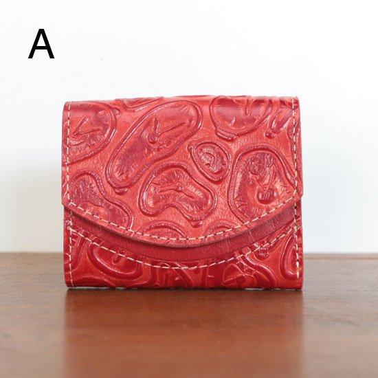 < A >20年6月15日【小さい財布・極小財布・ミニ財布】小さいふ。ペケーニョ 【今日の小さいふ】Pomodoro