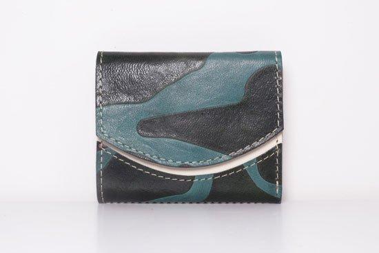 ミニ財布  今日の小さいふシリーズ「ペケーニョ moana(モアナ)<  A  >20年9月1日」