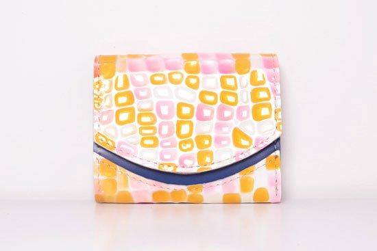 ミニ財布  今日の小さいふシリーズ「ペケーニョ ピンクグレープフルーツ<  B  >20年9月9日」