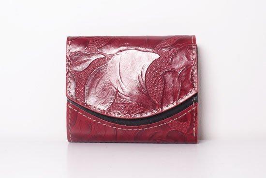 ミニ財布  今日の小さいふシリーズ「ペケーニョ OLE!<  B  >20年9月22日」
