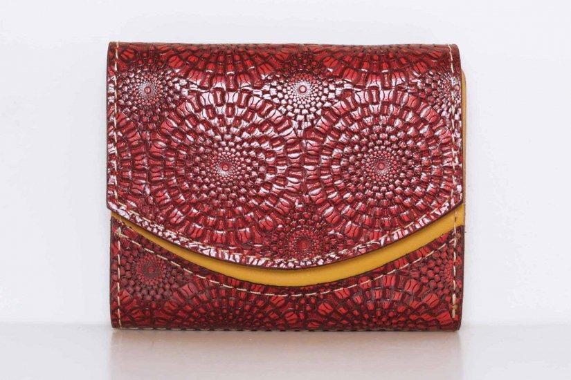 ミニ財布  今日の小さいふシリーズ「ペケーニョ カレイドスコープ<  A >20年10月24日」