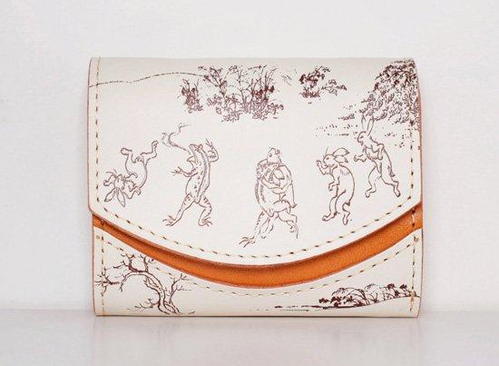 ミニ財布  今日の小さいふシリーズ「ペケーニョ 故事来歴<  A  >20年12月4日」