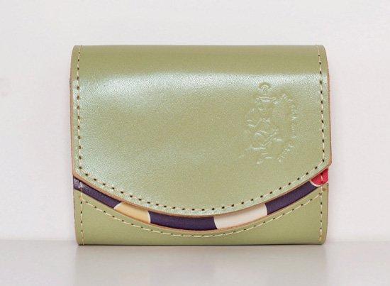 ミニ財布  今日の小さいふシリーズ「ペケーニョ あまがえる<  B >20年12月20日」