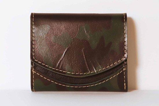 ミニ財布  今日の小さいふシリーズ「ペケーニョ fisherman<  B  >21年1月8日」
