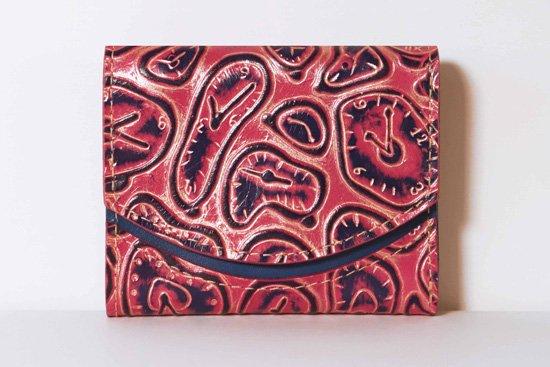 ミニ財布  今日の小さいふシリーズ「ペケーニョ 暖かい時間<  B  >21年1月9日」