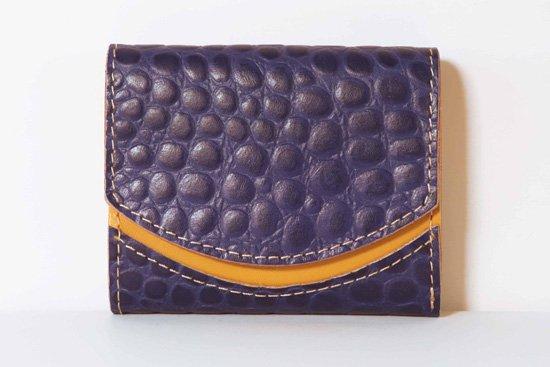 ミニ財布  今日の小さいふシリーズ「ペケーニョ ボイルアーマー<  A  >21年1月5日」