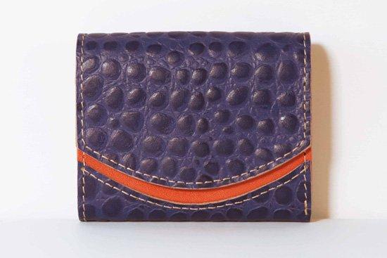 ミニ財布  今日の小さいふシリーズ「ペケーニョ ボイルアーマー<  B  >21年1月5日」