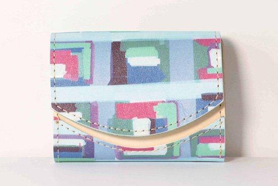 ミニ財布  今日の小さいふシリーズ「ペケーニョ フルーツクレープ<  B  >21年1月13日」