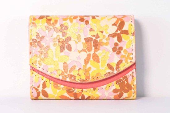 ミニ財布  今日の小さいふシリーズ「ペケーニョ ツクバネ<  A  >21年1月25日」