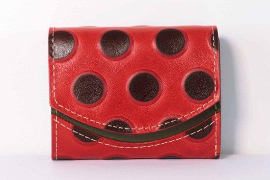 ミニ財布  今日の小さいふシリーズ「ペケーニョ octopus<  B  >21年1月26日」