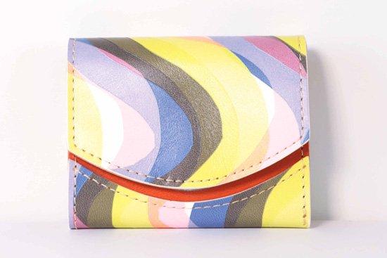 ミニ財布  今日の小さいふシリーズ「ペケーニョ オーロラ<  A  >21年2月6日」