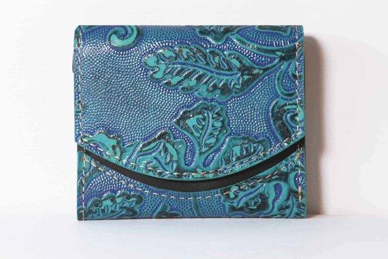 ミニ財布  今日の小さいふシリーズ「ペケーニョ Dryas(ドリュアス)< B>21年2月15日」