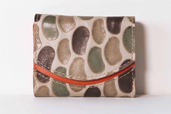 ミニ財布  今日の小さいふシリーズ「ペケーニョ えだまめさん< A >21年2月18日」