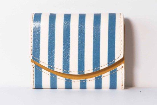 ミニ財布  今日の小さいふシリーズ「ペケーニョ ara-sima< A >21年2月21日」