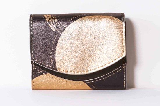 ミニ財布  今日の小さいふシリーズ「ペケーニョ ムーンフェイズ< B >21年2月26日」