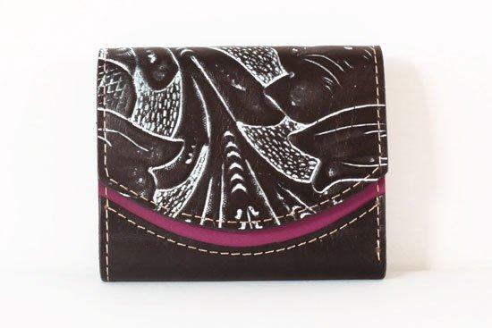 ミニ財布  今日の小さいふシリーズ「ペケーニョ ゆきどけ< B >21年3月4日」