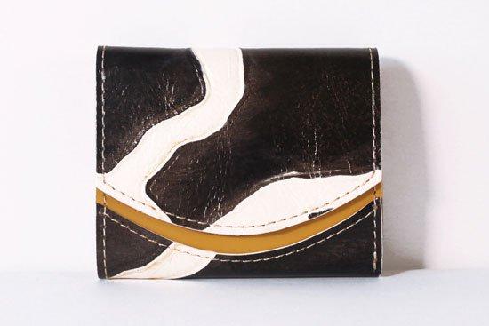 ミニ財布  今日の小さいふシリーズ「ペケーニョ 新大陸「  」< A >21年3月11日」