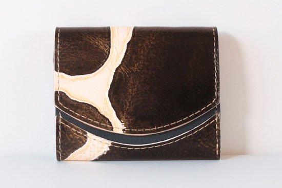 ミニ財布  今日の小さいふシリーズ「ペケーニョ 新大陸「  」< B >21年3月11日」