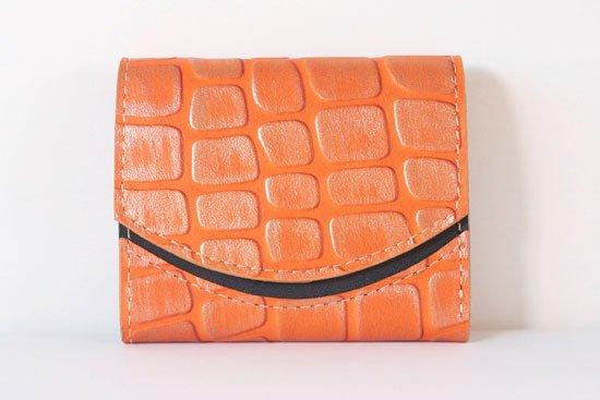 ミニ財布  今日の小さいふシリーズ「ペケーニョ squash< A >21年3月13日」