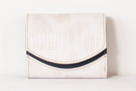 ミニ財布  今日の小さいふシリーズ「ペケーニョ cygne(シーニュ)< B >21年3月23日」