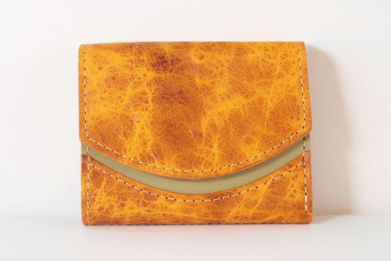 ミニ財布  今日の小さいふシリーズ「ペケーニョ パーサヴィアランス< A >21年3月16日」