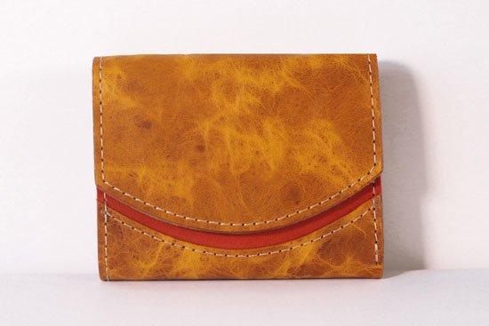 ミニ財布  今日の小さいふシリーズ「ペケーニョ パーサヴィアランス< B >21年3月16日」