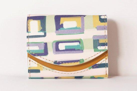 ミニ財布  今日の小さいふシリーズ「ペケーニョ カイドウ< B >21年3月24日」