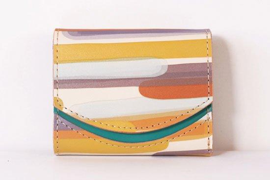 ミニ財布  今日の小さいふシリーズ「ペケーニョ 春はあけぼの< B >21年3月31日」