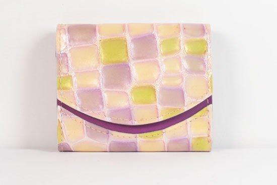 ミニ財布  世界でひとつだけシリーズ  小さいふ「ペケーニョ 3.12 財布の日」#1