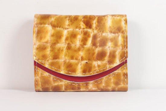 ミニ財布  世界でひとつだけシリーズ  小さいふ「ペケーニョ 3.12 財布の日」#14