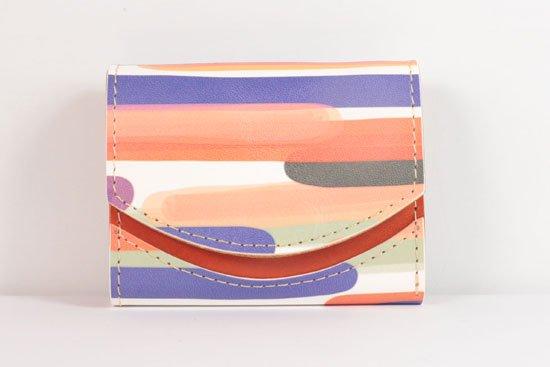 ミニ財布  世界でひとつだけシリーズ  小さいふ「ペケーニョ 3.12 財布の日」#15